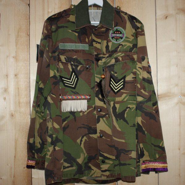 Stoer vintage leger jack