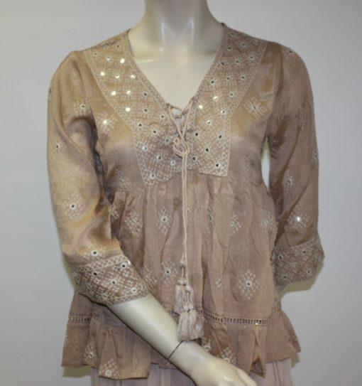 Trendy NKN blouse San Ibisas Nunspeet